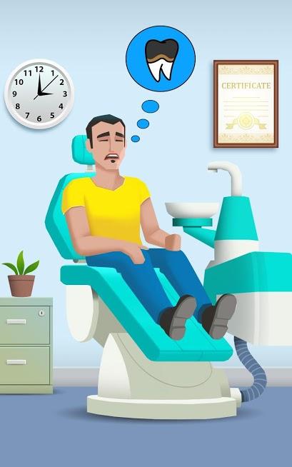 دانلود Dentist Bling v0.7.8 - بازی شبیه ساز دندانپزشکی اندروید