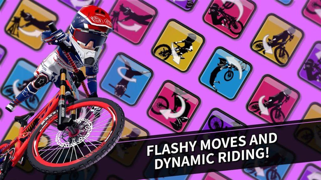 دانلود Downhill Masters 1.0.54 - بازی دوچرخه سواری در سراشیبی اندروید