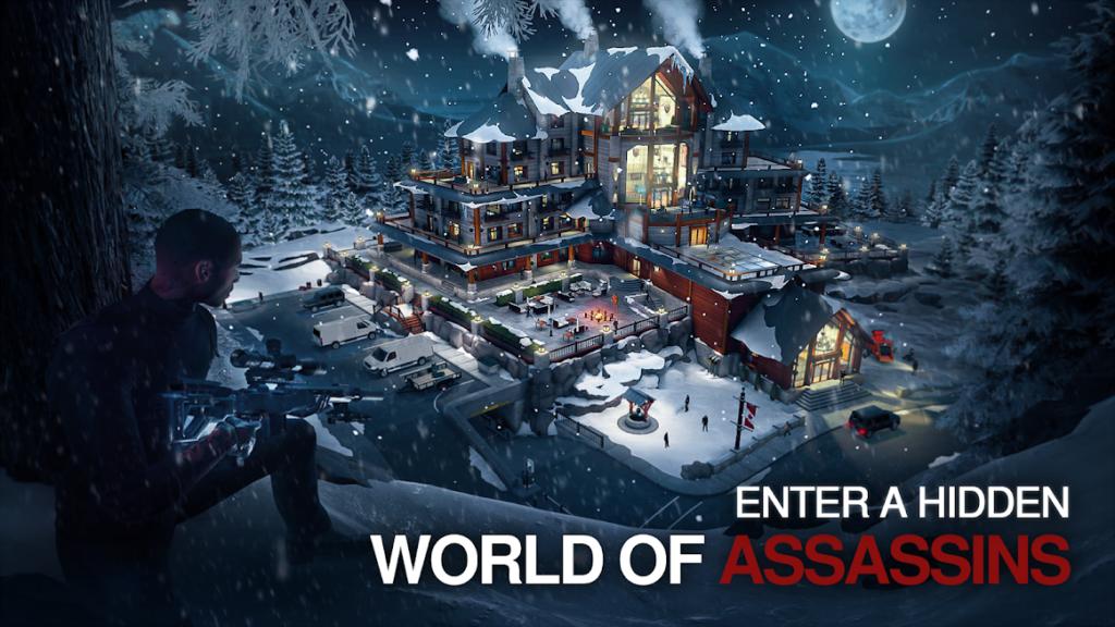 دانلود Hitman Sniper 2: World of Assassins 0.5.0 – بازی اکشن هیتمن اسنایپر 2 اندروید