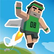 دانلود بازی  Jetpack Jump 1.30.4 پرش با جت پک اندروید+مود