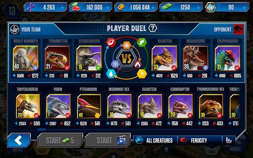 دانلود Jurassic World: The Game 1.54.20 – بازی شبیه سازی دنیای پارک ژوراسیک اندروید