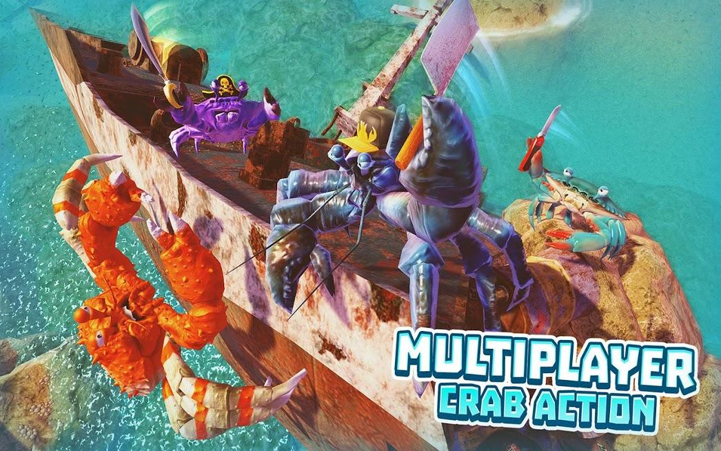 دانلود King of Crabs 1.13.1 – بازی اکشن پادشاه خرچنگ ها اندروید
