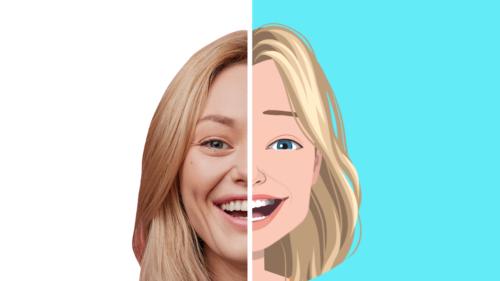 دانلود Mirror Avatar Maker & Emoji Sticker 1.32.4 – ساخت استیکر شخصی اندروید