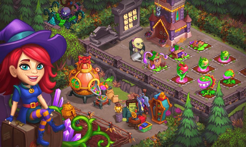 دانلود Monster Farm 1.70 – بازی مزرعه هیولاها اندروید