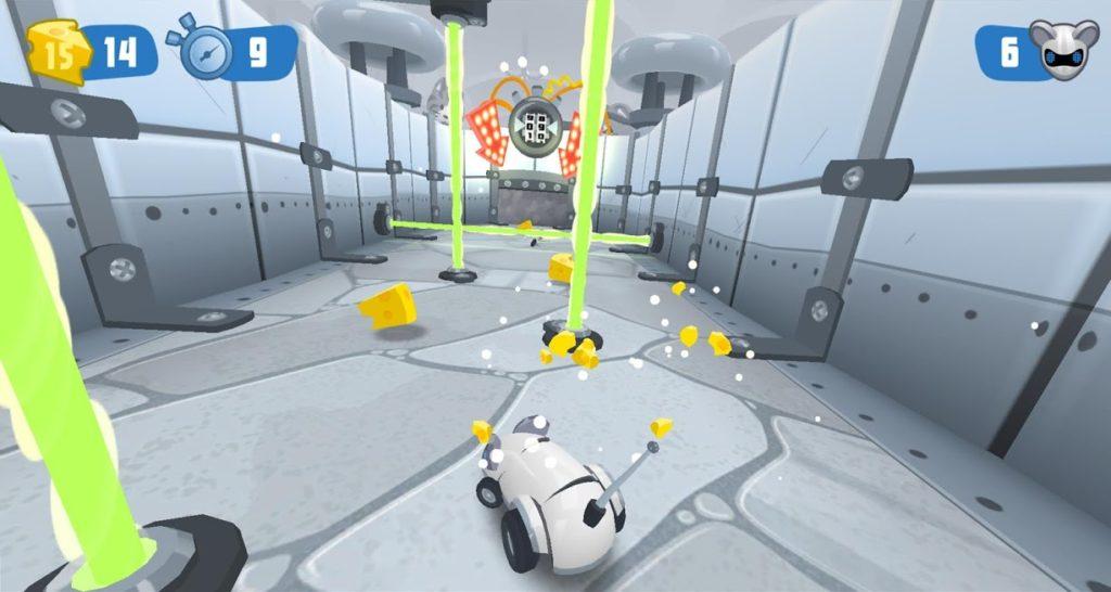دانلود MouseBot 2021.08.28 – بازی اکشن موش ربات اندروید