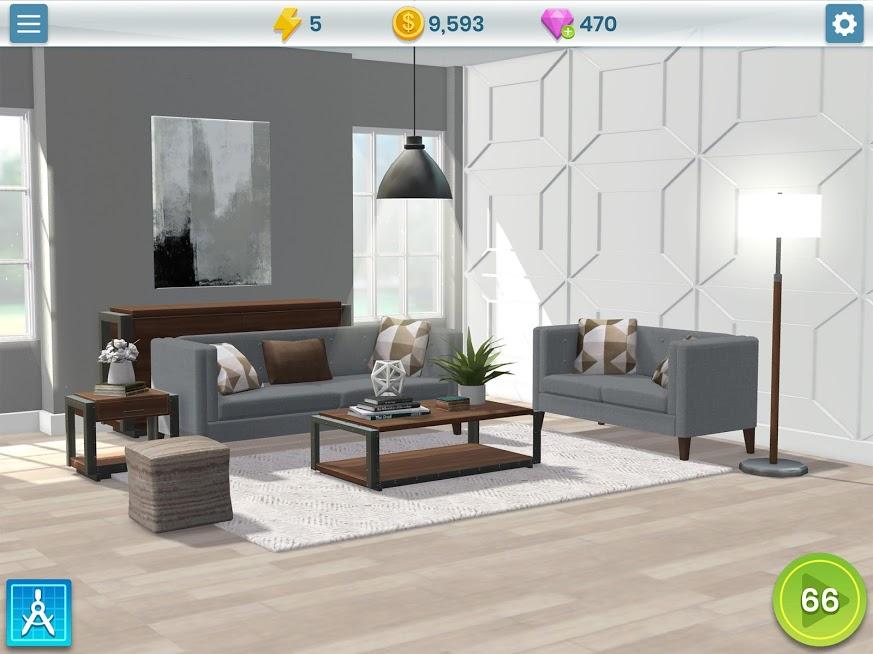 دانلود Property Brothers Home Design 2.2.4g - بازی پازلی برادران طراح خانه اندروید