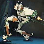 دانلود BE-A Walker 1.0.8 – بازی اکشن ربات پیشرفته اندروید