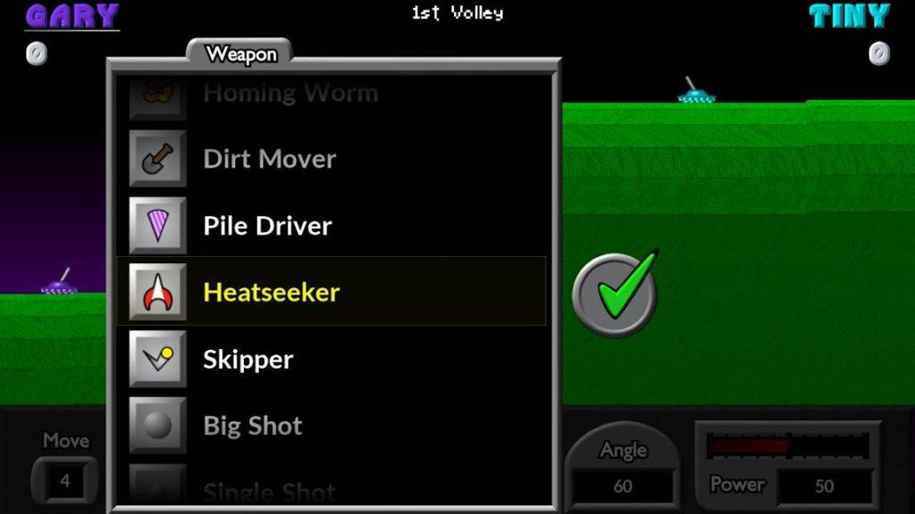 دانلود Pocket Tanks 2.7.0 – بازی تانک های جیبی اندروید