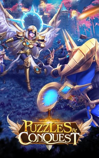 دانلود Puzzles & Conquest 5.0.41 - بازی پازل ها و پیروزی ها اندروید