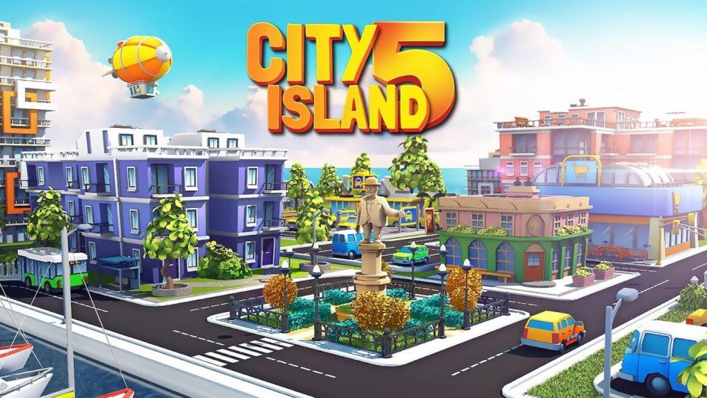 دانلود City Island 5 3.7.0 - بازی شهرسازی سیتی ایسلند 5 اندروید