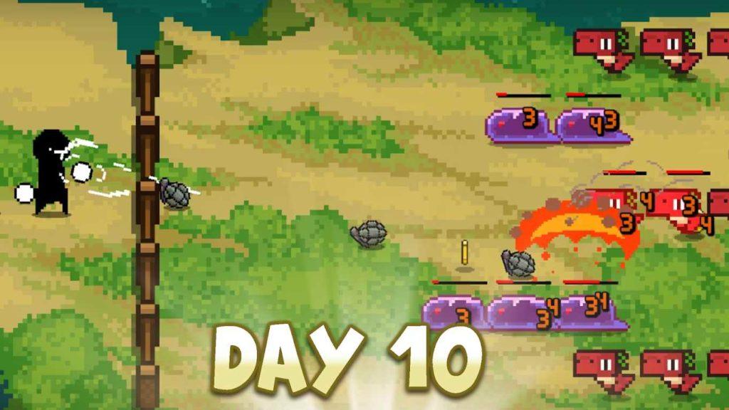 دانلود Days Bygone – Castle Defense 1.23.3 – بازی اکشن روزهای قدیمی اندروید