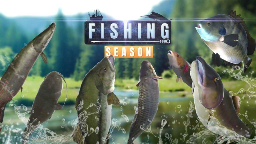 دانلود Fishing Season : River To Ocean 1.8.17 - بازی سرگرم کننده فصل ماهیگیری اندروید