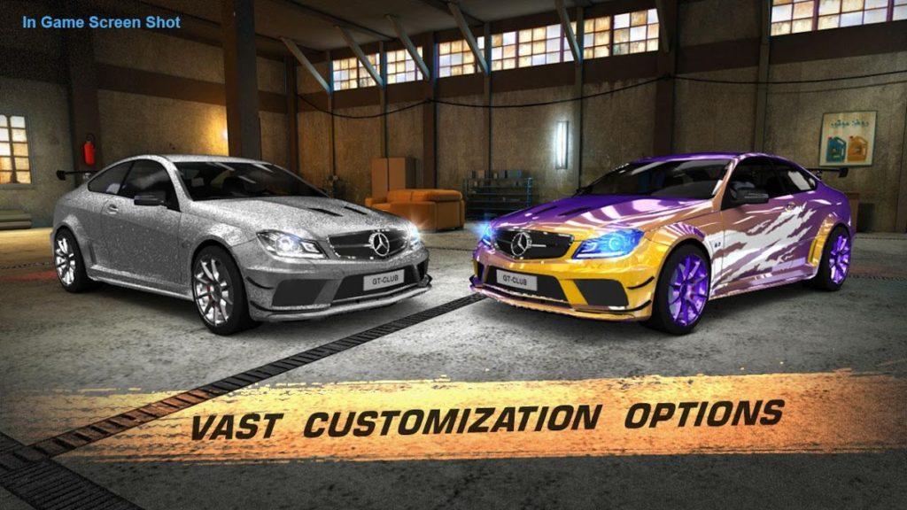 دانلود GT: Speed Club 1.13.9 – بازی مسابقه ای باشگاه سرعت اندروید