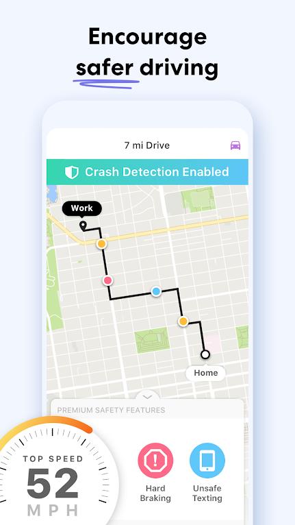 دانلود Family Locator – GPS Tracker Premium 21.3.2 – برنامه ردیاب اعضای خانواده اندروید