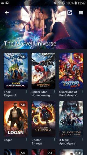 دانلود Moviebase Prime 2.6.5 – برنامه ردیاب و اطلاعات فیلم مخصوص اندروید