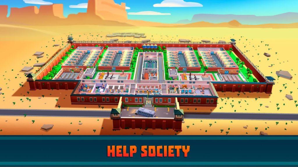 دانلود Prison Empire Tycoon – Idle Game 2.3.8 – بازی کلیکی امپراطوری زندان اندروید