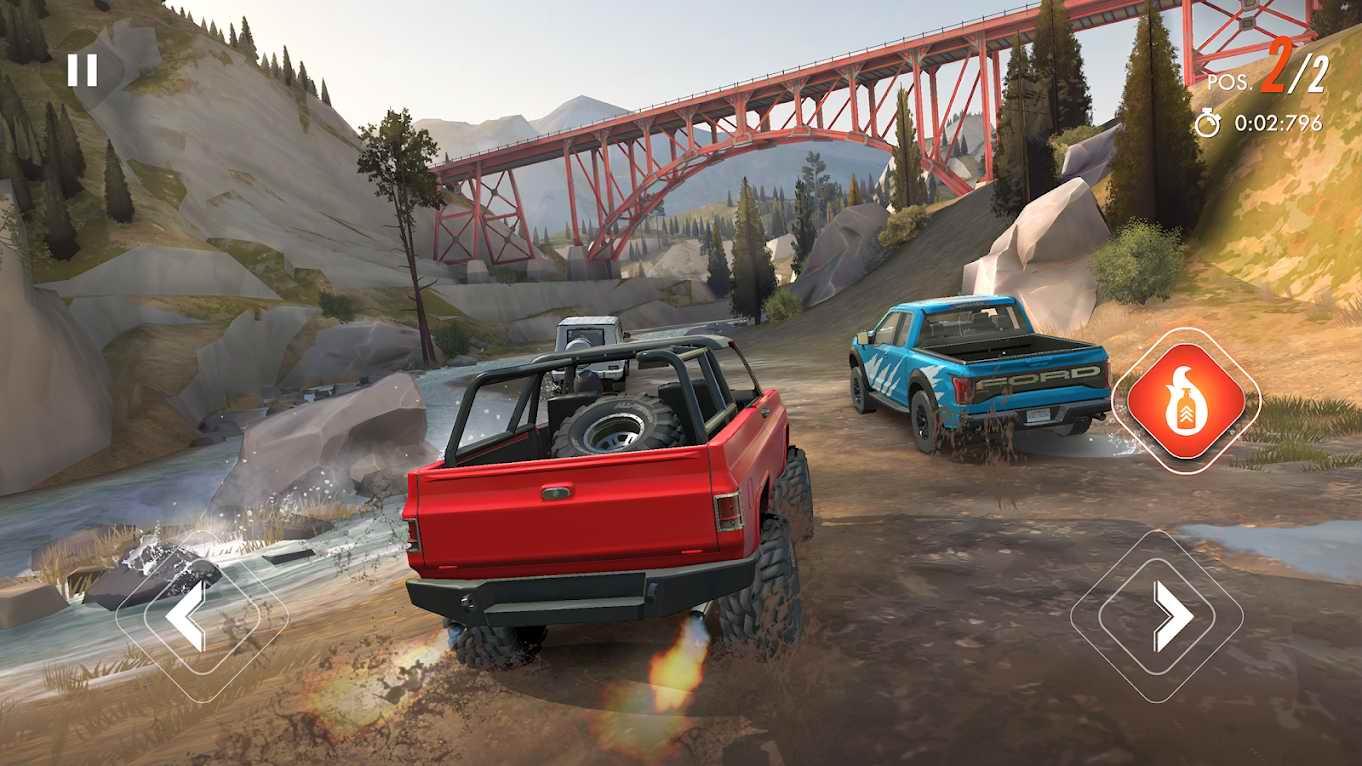 دانلود Rebel Racing 2.31.15571 – بازی مسابقه ای رانندگان اندروید