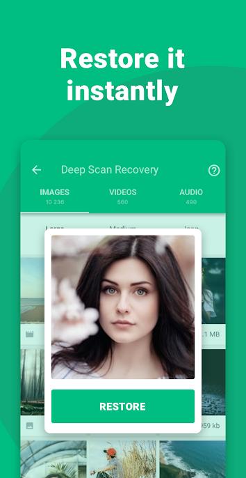 دانلود Dumpster Image & Video Restore Premium 3.12.399.a838   - بازیابی عکس و فیلم اندروید