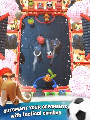 دانلود Rumble Stars 1.9.3.2 - بازی ورزشی رامبل استارز اندروید