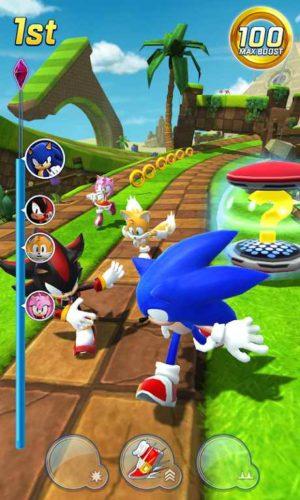 دانلود Sonic Forces 3.10.1 – بازی سونیک و دوستان: جنگ سرعت اندروید