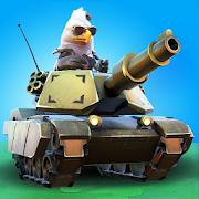 دانلود PvPets: Tank Battle Royale 1.3.1.10188 – بازی اکشن نبرد حیوانات اندروید