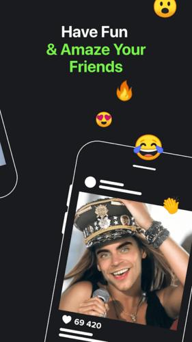 دانلود 1.29.0 REFACE: face swap videos - برنامه ساخت کلیپ های خلاقانه برای اندروید