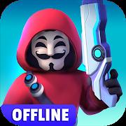دانلود Heroes Strike Offline 49 – بازی اکشن حمله قهرمانان اندروید