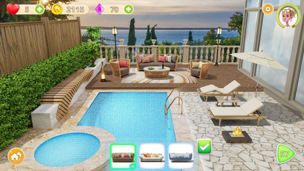دانلود 1.17.2 Homecraft - Home Design Game - بازی طراحی خانه برای اندروید