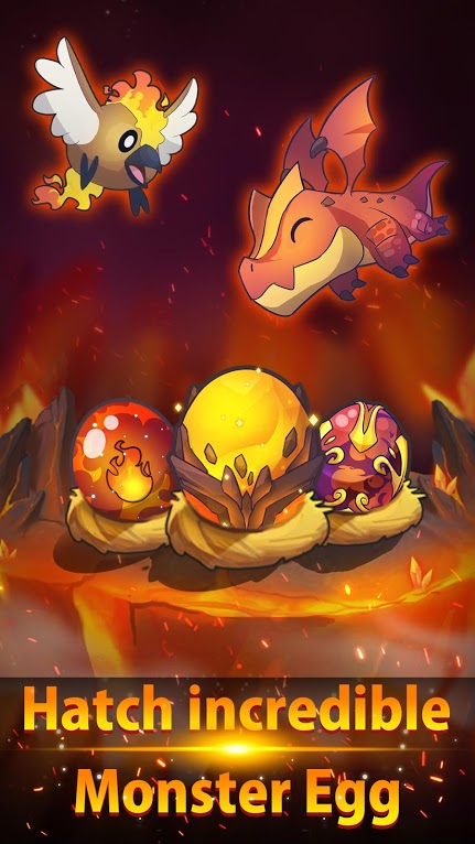 دانلود Sky Champ: Monster Attack 6.5.1 – بازی آرکید قهرمان آسمان اندروید