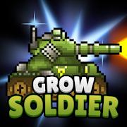 دانلود Grow Soldier – Idle Merge game 3.7.3 – بازی پرورش سرباز اندروید
