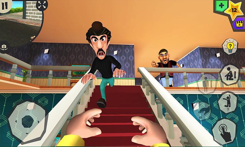 دانلود Scary Robber Home Clash 1.9.21  – بازی مبارزه با سارقین اندروید