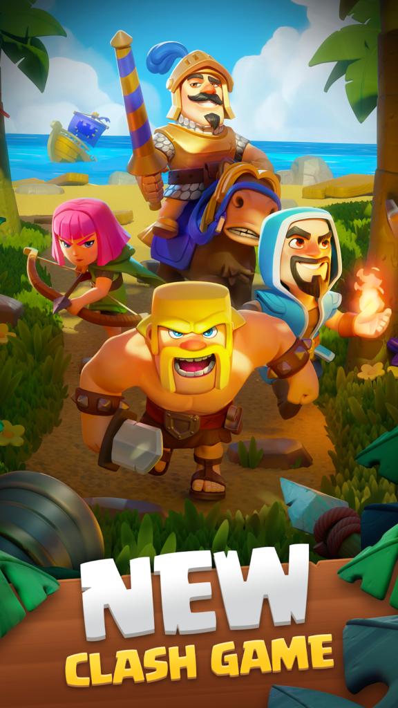 دانلود بازی کلش کوئست 0.175.98 Clash Quest بازی جدید سوپرسل برای اندروید